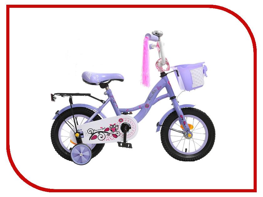Велосипед GRAFFITI Premium Girl 2016 Lilac 1223811 1282262 graffiti