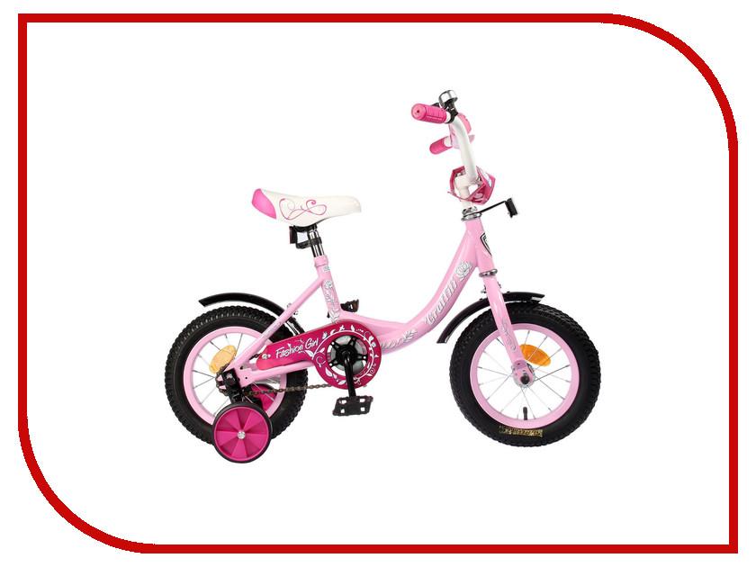 Велосипед GRAFFITI Fashion Girl RUS 2017 Pink 1806729 1282262 graffiti