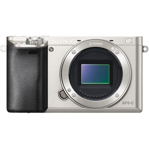 Фотоаппарат Sony Alpha A6000 Body Silver