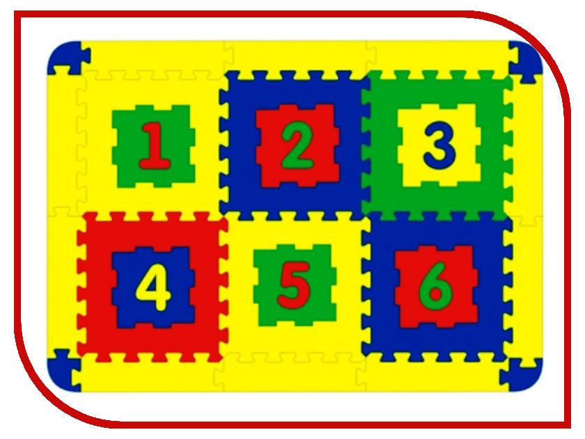 Развивающий коврик Флексика 45422