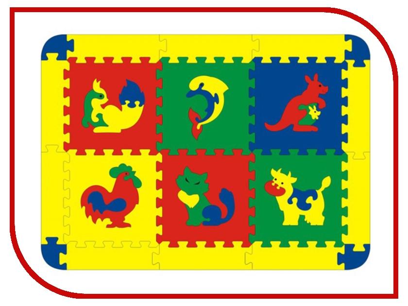 Развивающий коврик Флексика 45427