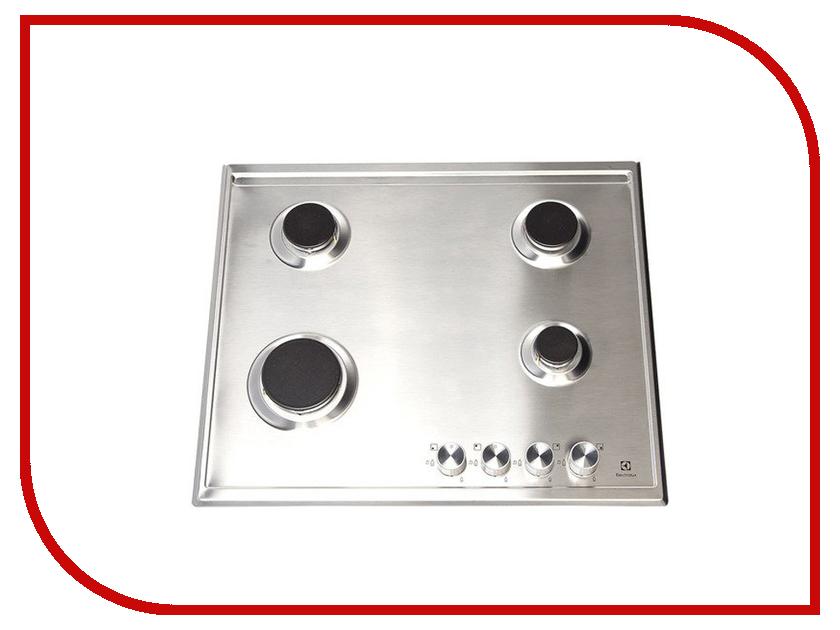 Варочная панель Electrolux GPE 263 FX блок питания пк chieftec gpe 500s 500w gpe 500s