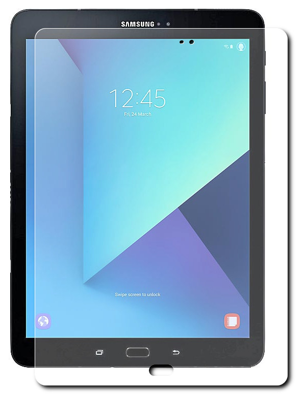 Аксессуар Защитное стекло Zibelino TG для Samsung T825 Galaxy Tab S3 9.7 ZTG-SAM-T825-S3-9.7