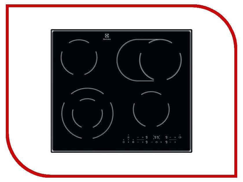 Варочная панель Electrolux CPE644RCC комбинированная варочная панель electrolux ege 6182 nok