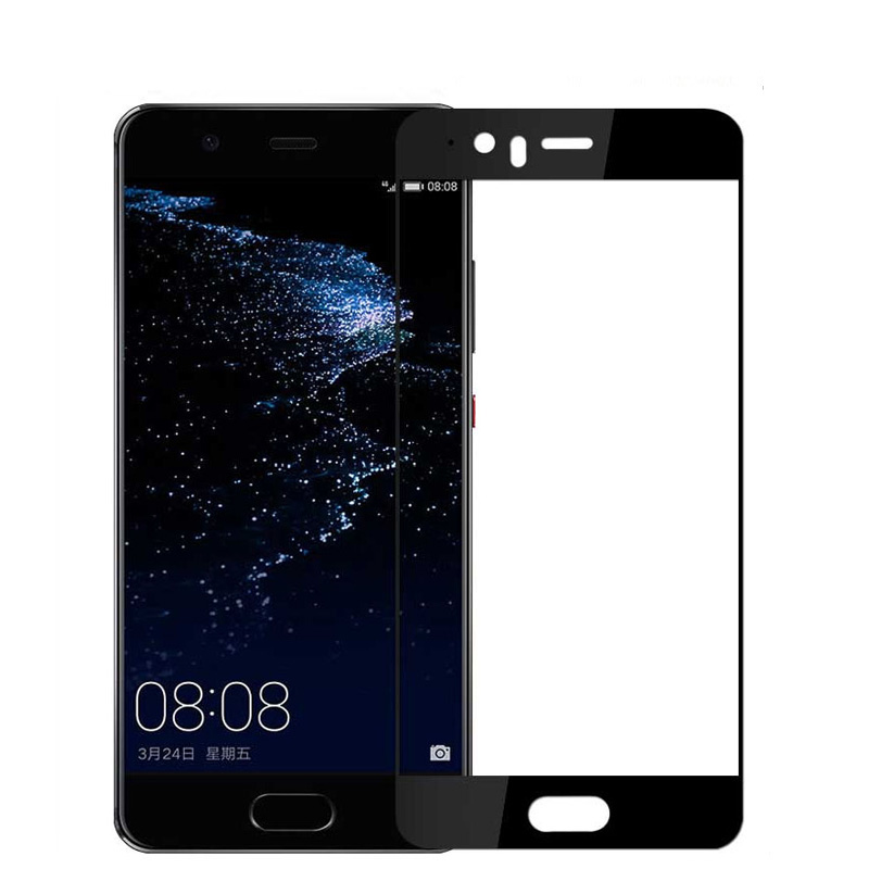 Аксессуар Защитное стекло Zibelino для Huawei P10 Lite TG Full Screen 0.33mm 2.5D Black ZTG-FS-HUA-P10-LIT-BLK for lenovo zuk z2 lcd screen display with touch screen digitizer panel glass assembly black white replacement parts free shipping