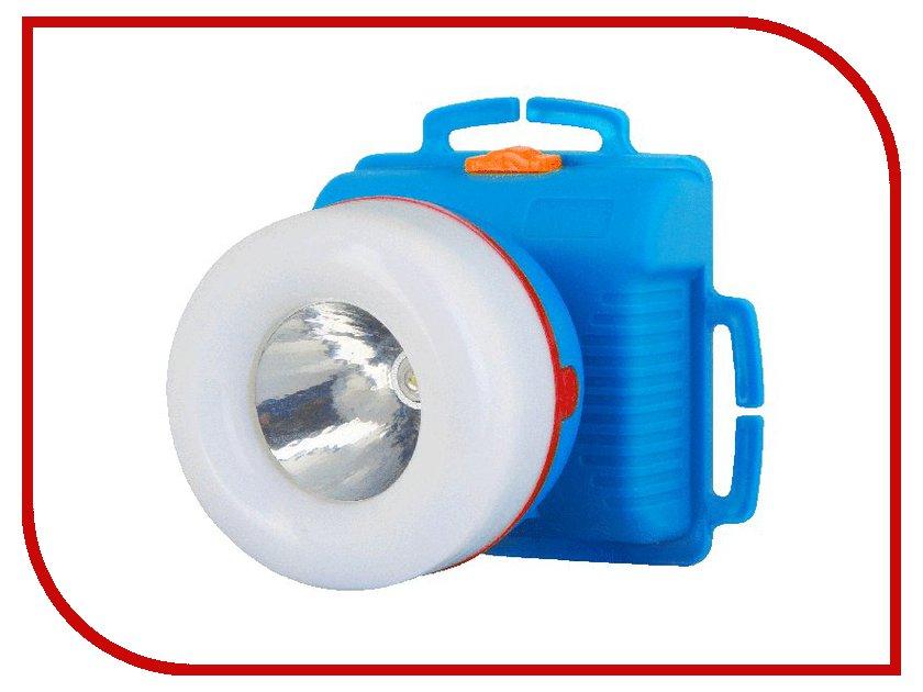 Фонарь UltraFlash 923-TH Blue