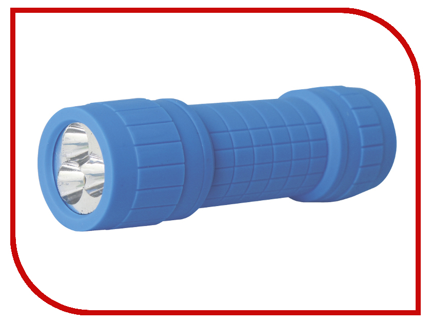 Фонарь UltraFlash 918-TH Blue