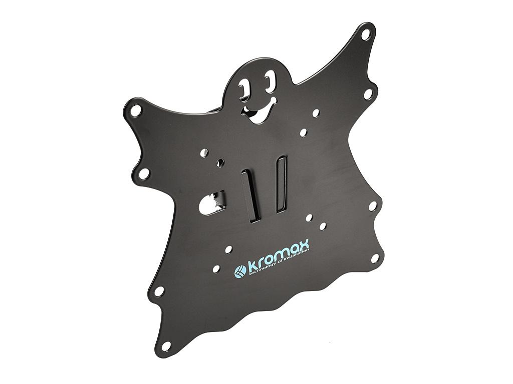 Фото - Кронштейн Kromax Casper-201 (до 30кг) Black кронштейн kromax casper 204 черный