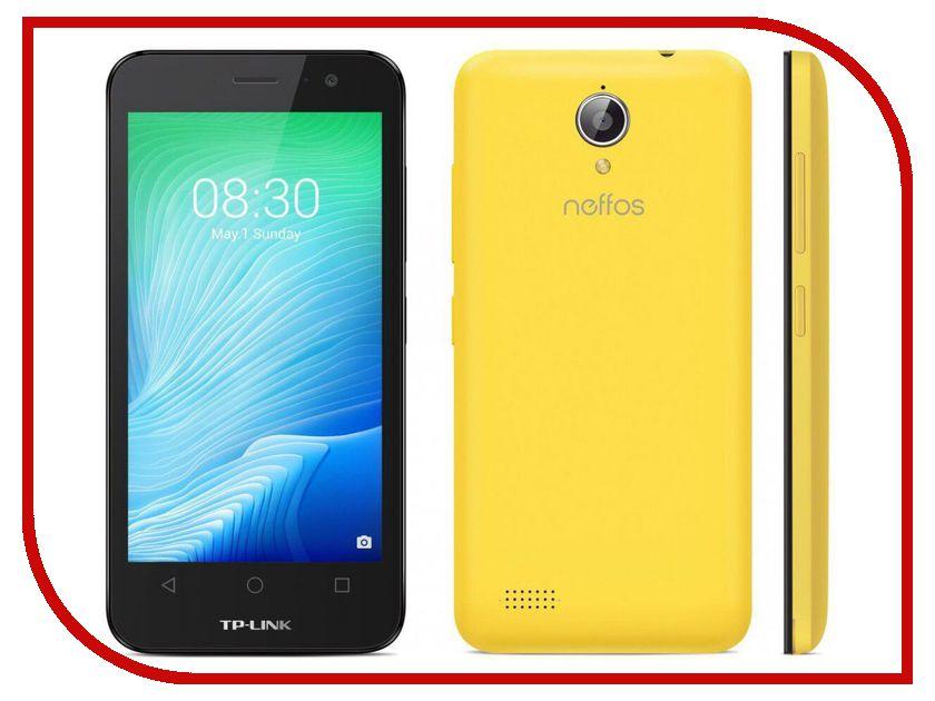 Сотовый телефон Neffos Y50 Sunshine Yellow NEF-TP803A31RU for lenovo laptop y50 y50 70 y50 80 with c shell series keyboard