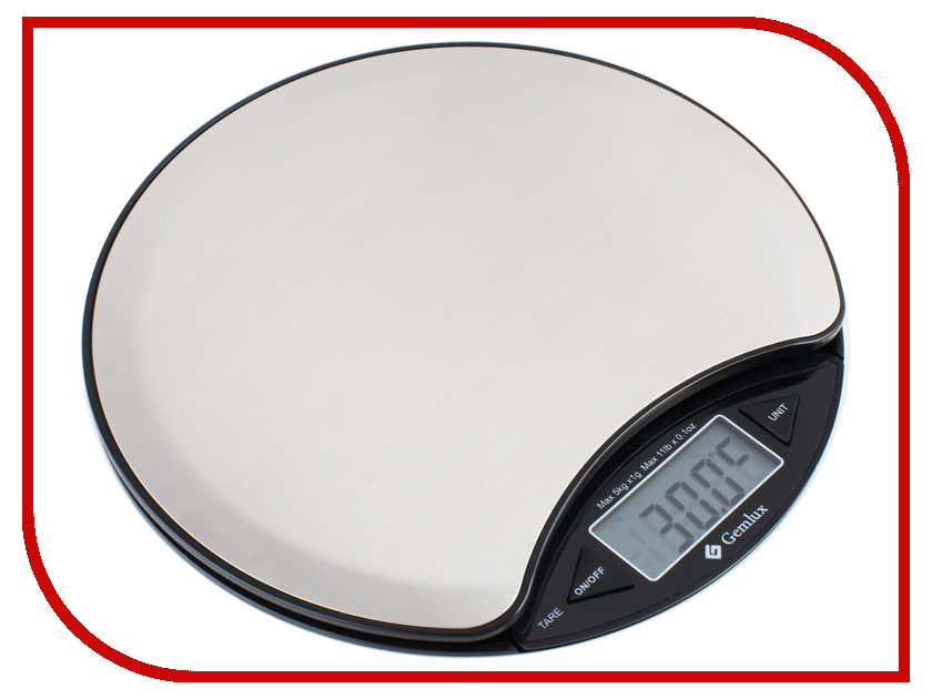 Весы Gemlux GL-KS751SS