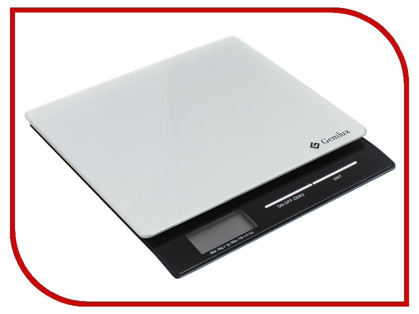Весы Gemlux GL-KS865G термопот gemlux gl pcm 50w