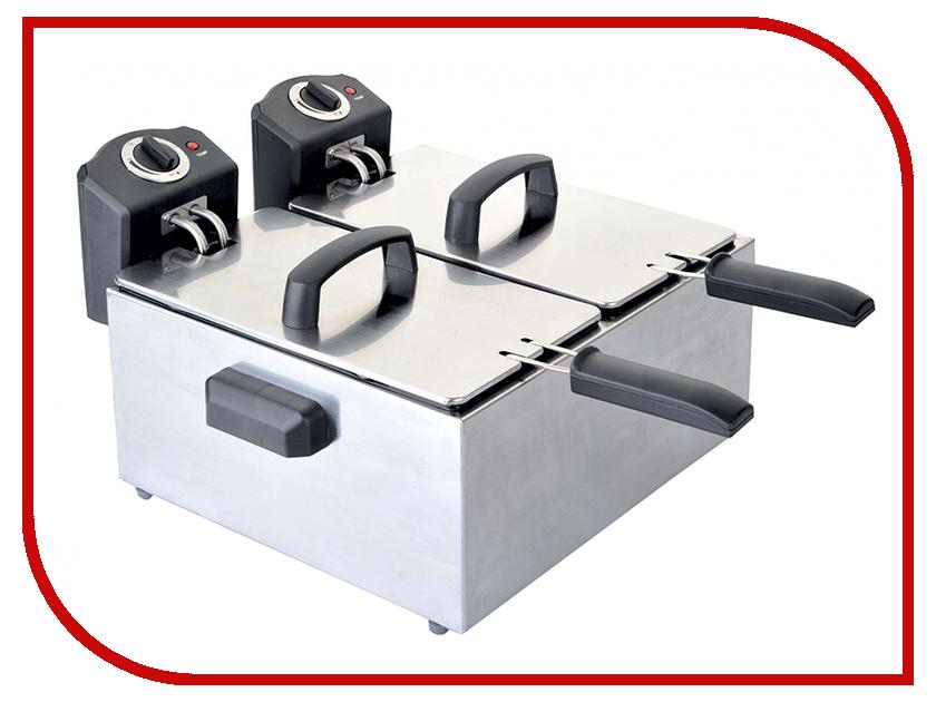 Фритюрница Gemlux GL-DF44M gemlux gl ic220hp плита настольная индукционная