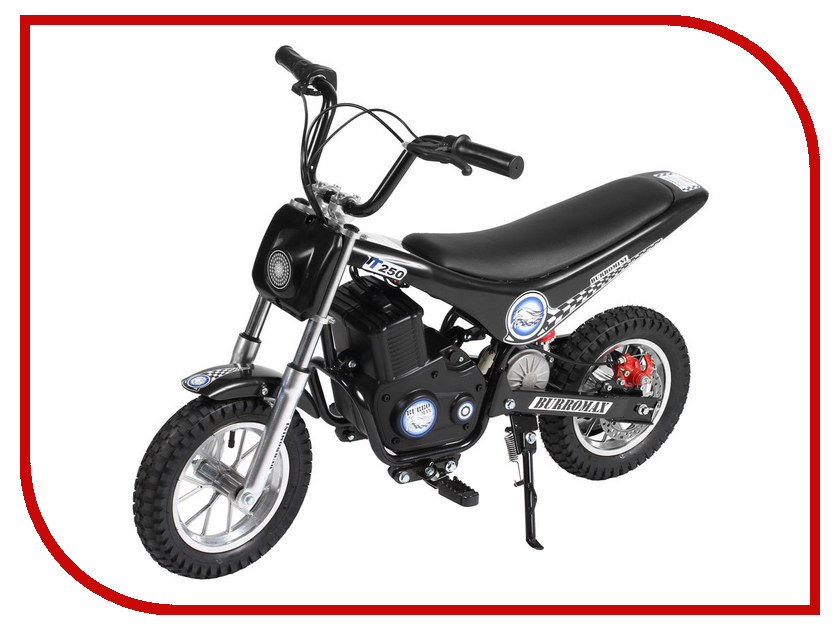 Электромобиль Tanko T250 Black