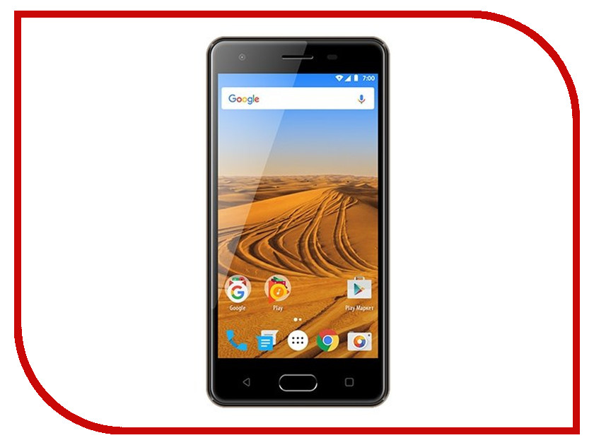Сотовый телефон Vertex Impress Dune LTE Red сотовый телефон vertex impress lagune lte black