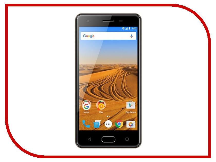 Сотовый телефон Vertex Impress Dune LTE Graphite смартфон vertex impress groove gold