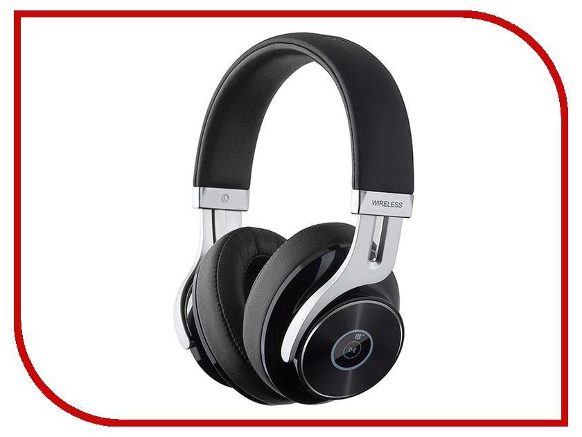 Edifier W855BT Black edifier bluetooth headphones w855bt hifi over ear noise isolation bluetooth4 1 headphone with microphone support nfc apt x