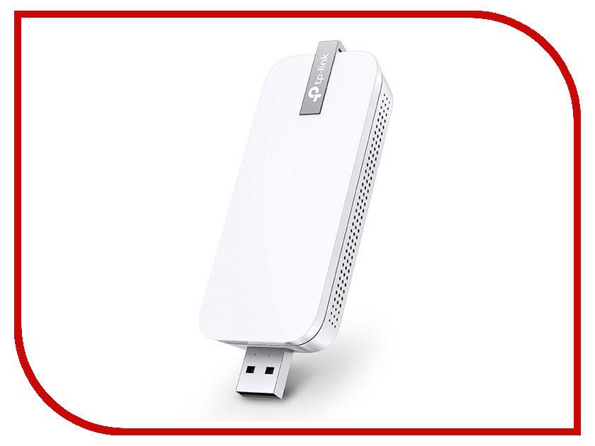 Wi-Fi усилитель TP-LINK TL-WA820RE принт сервер tp link tl ps110p