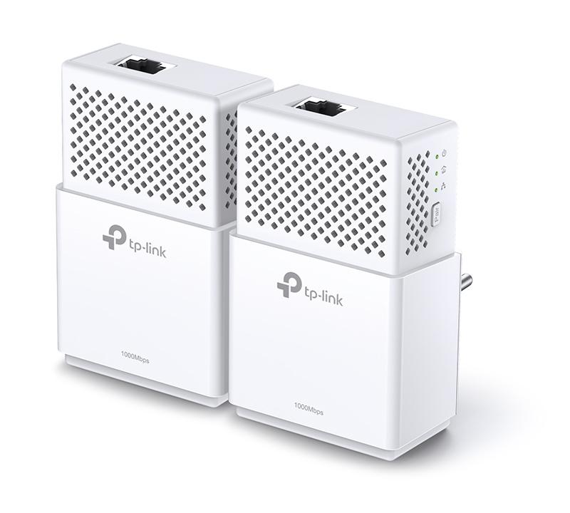 Powerline адаптер TP-LINK TL-PA7010 KIT сетевой адаптер powerline tp link tl pa8010 kit