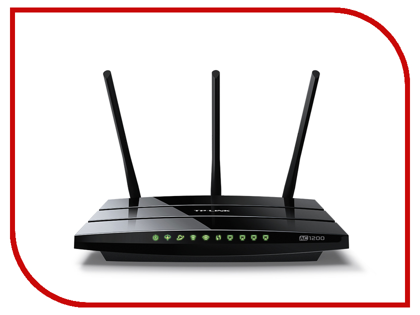 Wi-Fi роутер TP-LINK Archer VR400 wi fi роутер tp link archer mr200 ac750