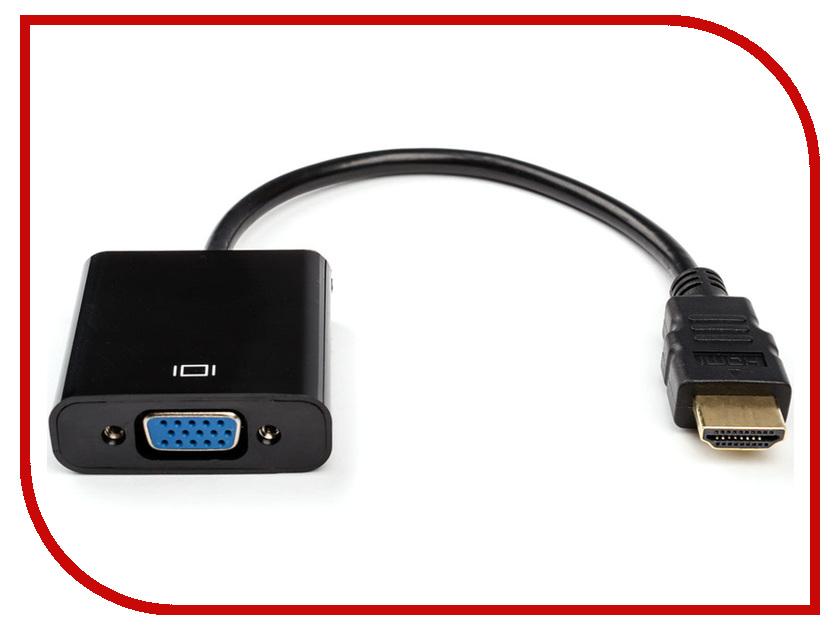 Аксессуар ATcom HDMI - VGA 10cm АТ1013