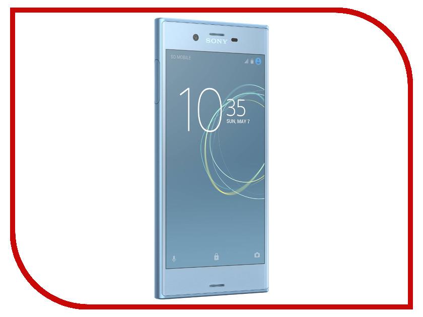 Сотовый телефон Sony G8232 Xperia XZs 64Gb Blue аксессуар чехол sony xperia xzs brosco black xzs book black