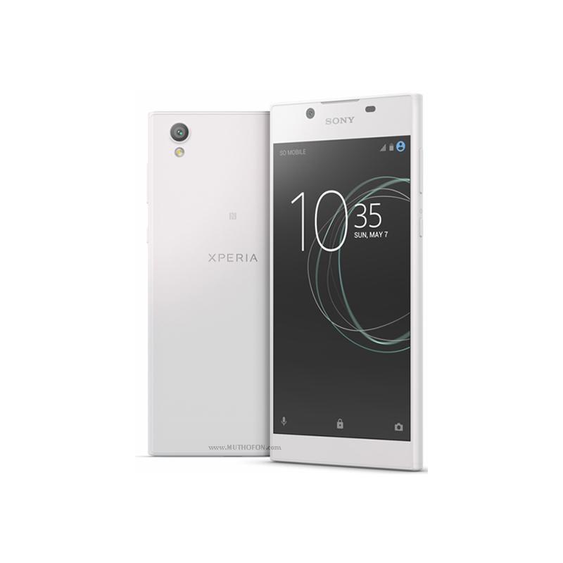 Сотовый телефон Sony Xperia L1 Dual White цена