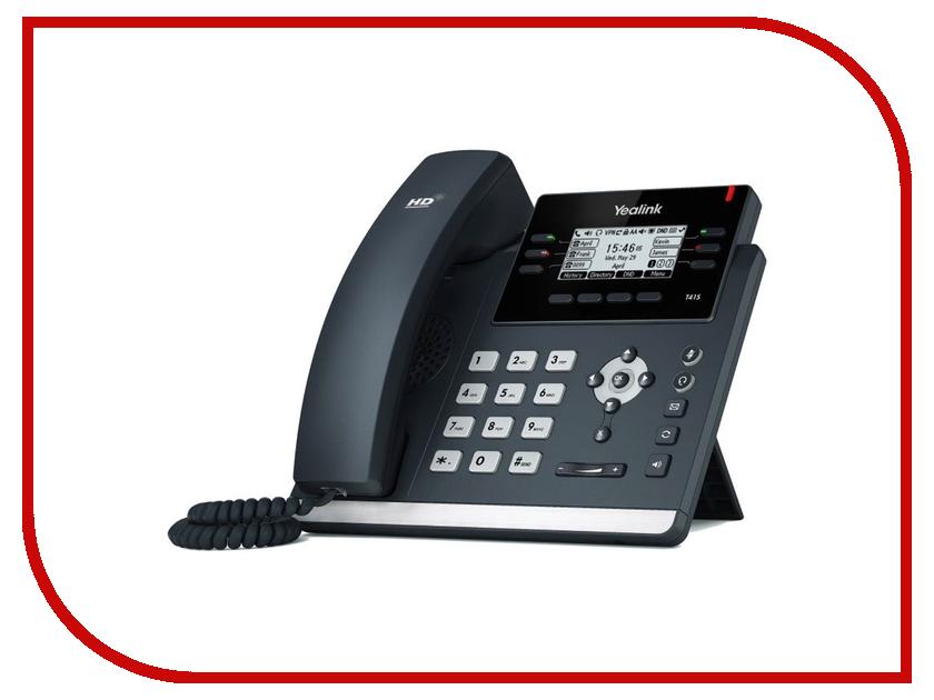 Оборудование VoIP (IP телефония) SIP-T41S  VoIP оборудование Yealink SIP-T41S