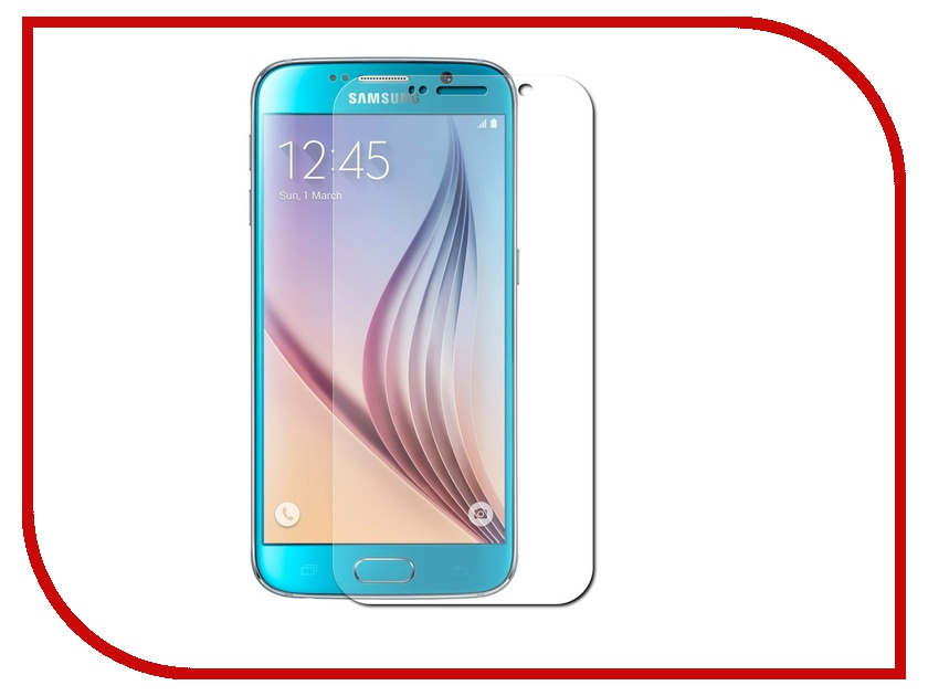 Аксессуар Защитное стекло для Samsung Galaxy S6 G920F Snoogy 0.33mm