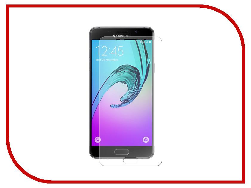 Аксессуар Защитное стекло для Samsung Galaxy A5 A510 Snoogy 0.33mm аксессуар защитное стекло krutoff front