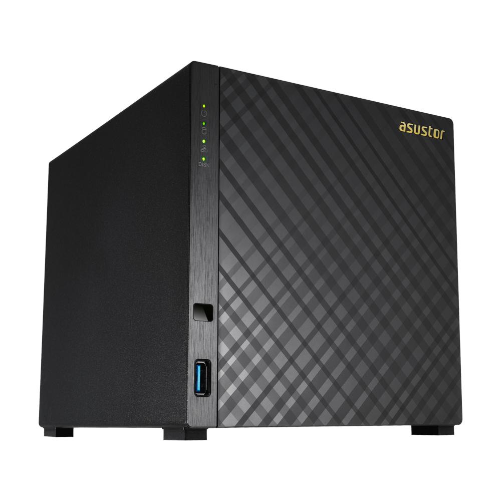 Сетевое хранилище ASUSTOR AS3204T цена 2017