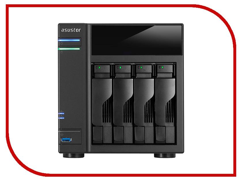 Сетевое хранилище ASUSTOR AS6104T