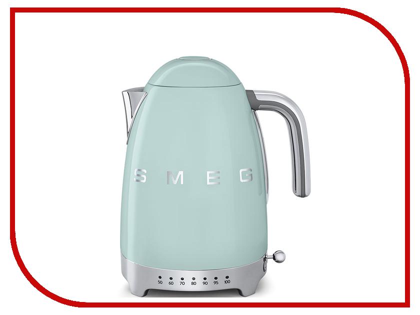 цены  Чайник Smeg KLF02PGEU