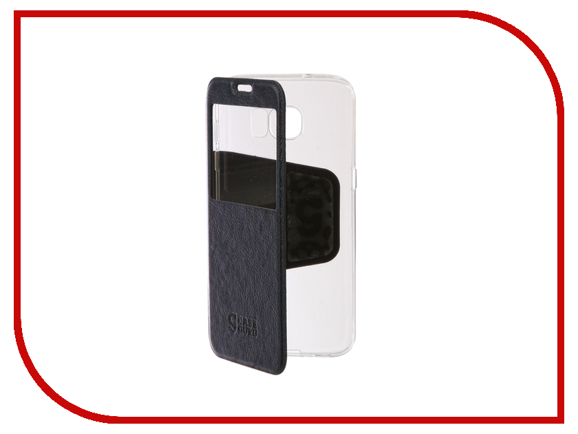 Аксессуар Чехол Samsung Galaxy S7 Edge CaseGuru Ulitmate Case Azure Blue 95542 caseguru для samsung galaxy s7 full screen gold