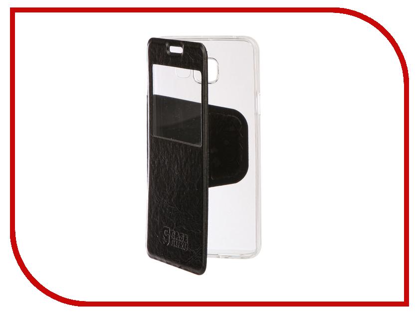 Аксессуар Чехол для Samsung Galaxy A3 2017 CaseGuru Ulitmate Case Glossy Black 95381 аксессуар чехол для samsung galaxy j5 2016 caseguru ulitmate case glossy white 95405