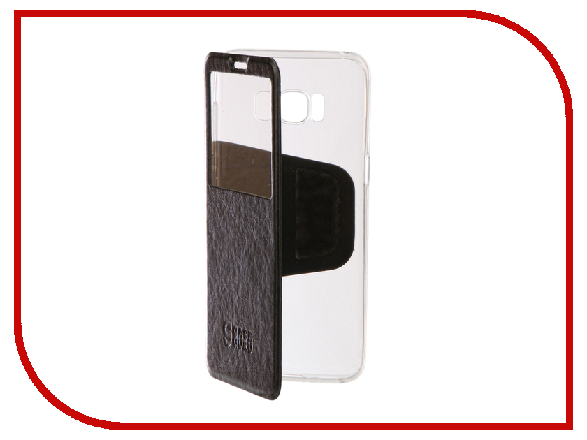 Аксессуар Чехол для Samsung Galaxy S8 CaseGuru Ulitmate Case Glossy Black 95391 аксессуар чехол для samsung galaxy j5 2016 caseguru ulitmate case glossy white 95405
