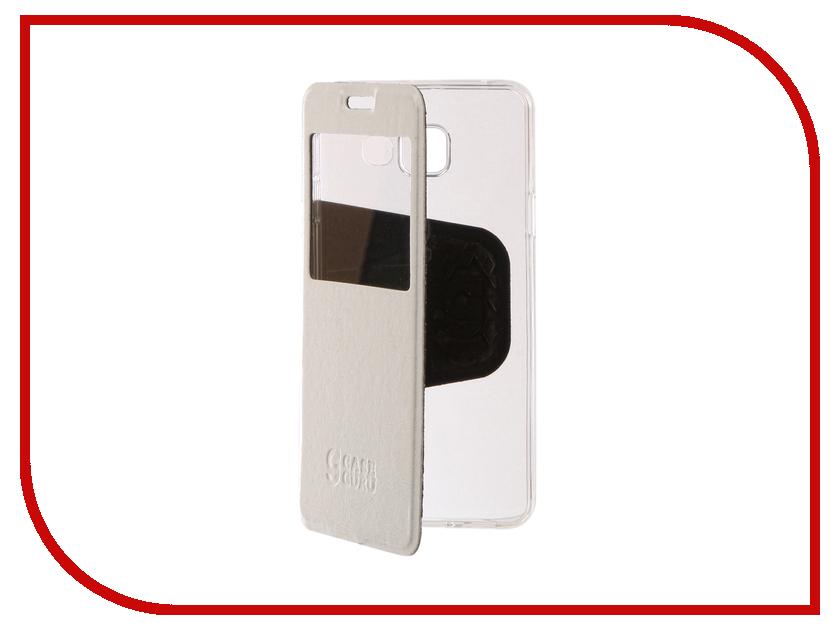 Аксессуар Чехол для Samsung Galaxy A3 2016 CaseGuru Ulitmate Case Glossy White Чехол для Samsung Galaxy A3 2016 CaseGuru Ulitmate Case Glossy White 95397 чехол для сотового телефона takeit для samsung galaxy a3 2017 metal slim металлик