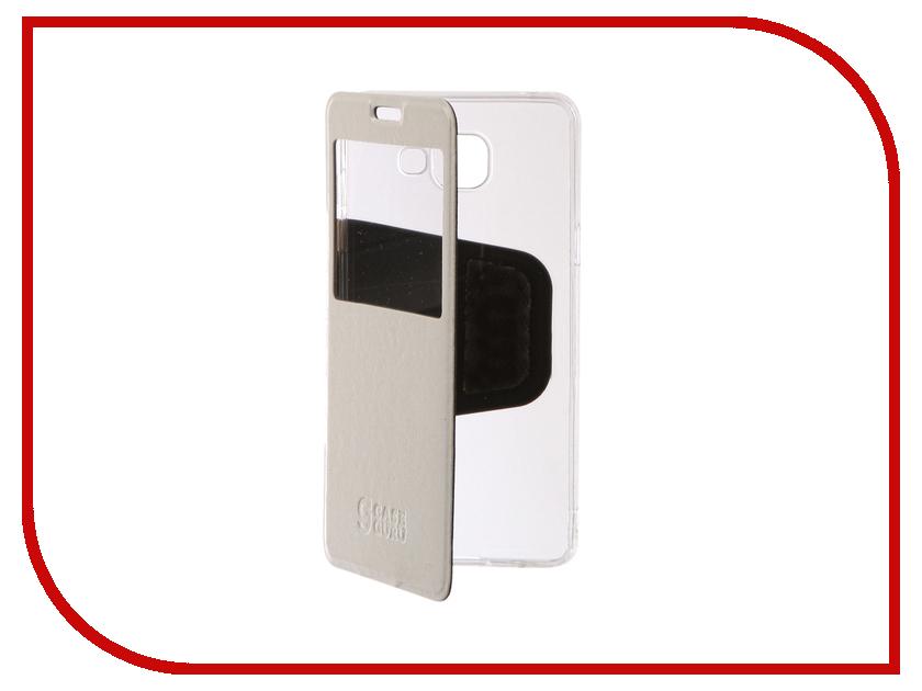 Аксессуар Чехол для Samsung Galaxy A5 2016 CaseGuru Ulitmate Case Glossy White 95398 аксессуар чехол для samsung galaxy j5 2016 caseguru ulitmate case glossy white 95405