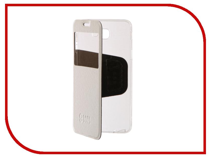 Аксессуар Чехол для Samsung Galaxy J5 Prime CaseGuru Ulitmate Case Glossy White 95407