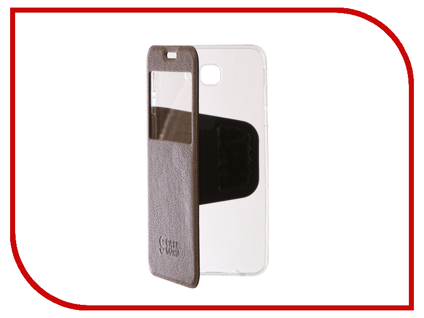 Аксессуар Чехол Samsung Galaxy J5 Prime CaseGuru Ulitmate Case Light Brown 95502 защитное стекло для samsung galaxy j5 prime sm g570f caseguru на весь экран с белой рамкой