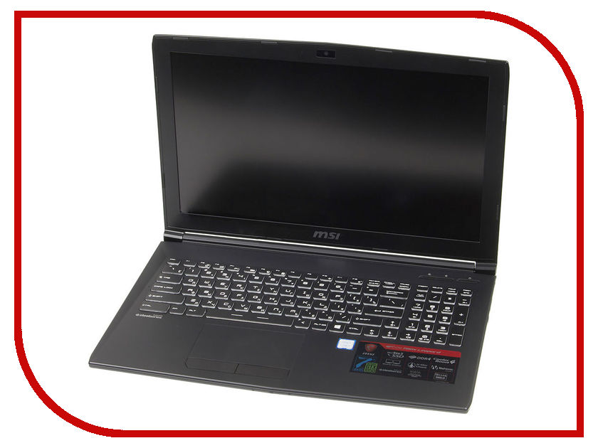 Ноутбук MSI GP62M 7RDX-1658RU 9S7-16J9B2-1658 (Intel Core i7-7700HQ 2.8 GHz/8192Mb/1000Gb + 128Gb SSD/nVidia GeForce GTX 1050 4096Mb/Wi-Fi/Bluetooth/Cam/15.6/1920x1080/Windows 10 64-bit) ноутбук msi gs63 7re 045ru 9s7 16k412 045 intel core i7 7700hq 2 8 ghz 8192mb 1000gb 128gb ssd nvidia geforce gtx 1050ti 4096mb wi fi bluetooth cam 15 6 1920x1080 windows 10 64 bit