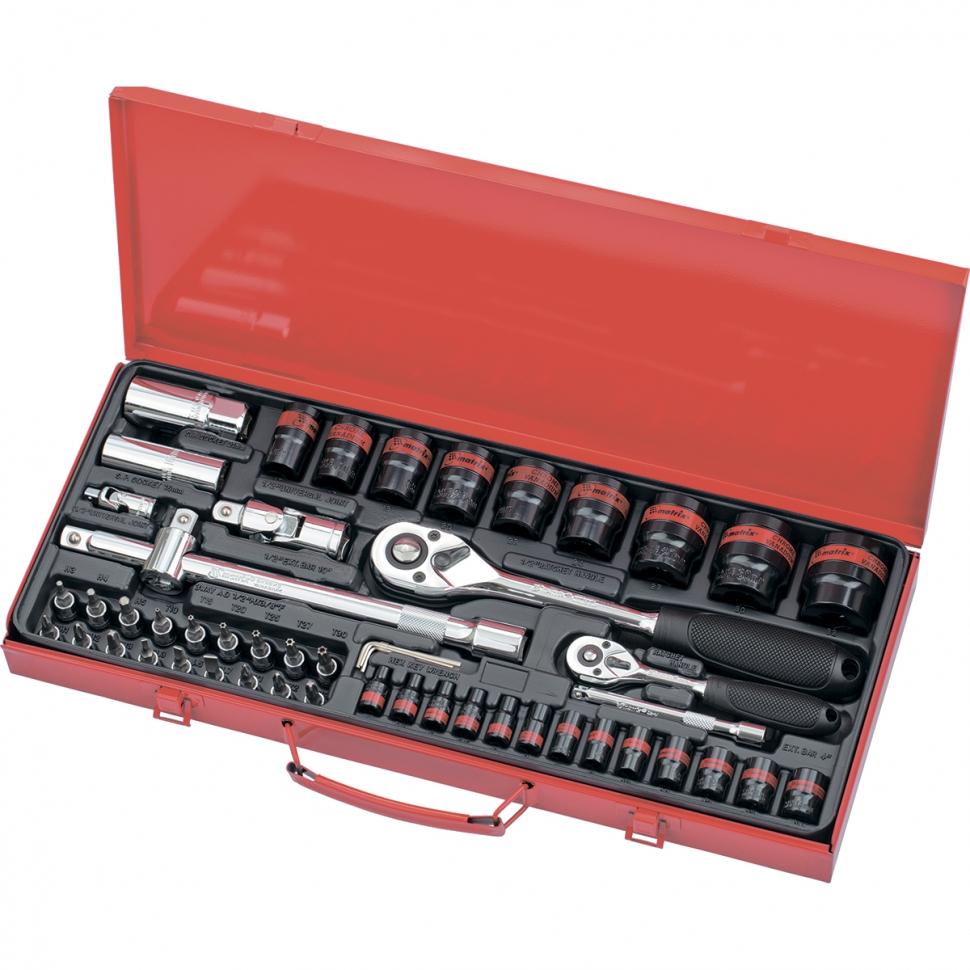 Набор инструмента Matrix 13585 цена в Москве и Питере