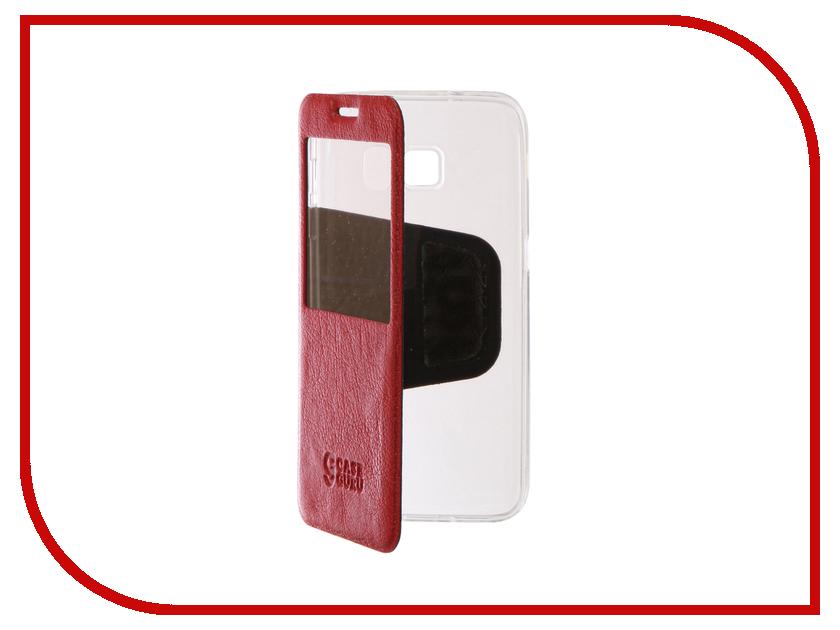 Аксессуар Чехол Samsung Galaxy S7 CaseGuru Ulitmate Case Ruby Red 95484