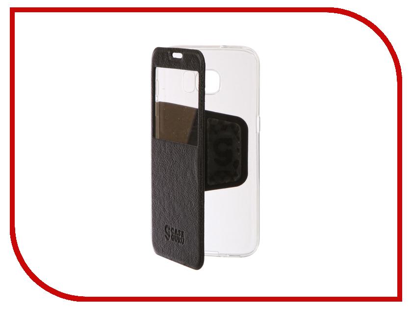 Аксессуар Чехол Samsung Galaxy S7 Edge CaseGuru Ulitmate Case Dark Black 95466