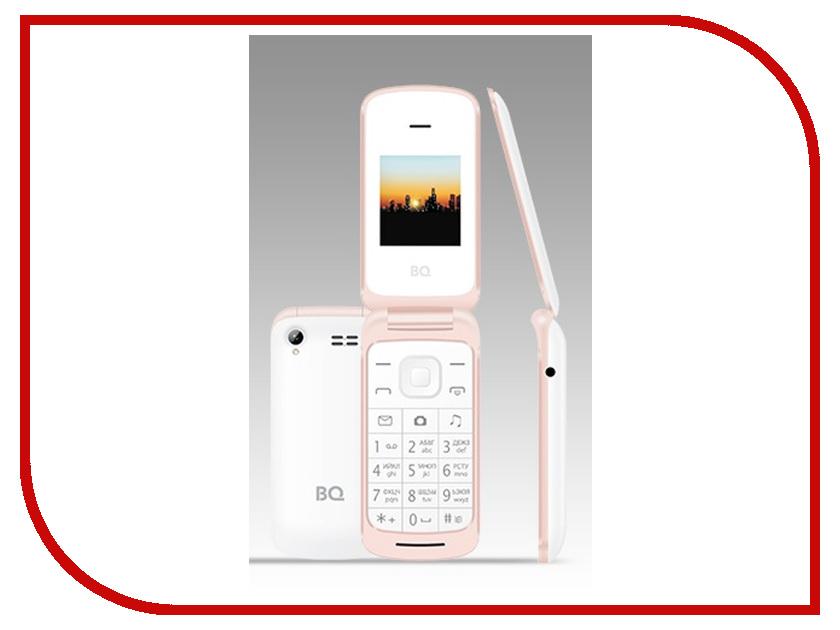 Сотовый телефон BQ 1810 Pixel White bq телефон bq 1810 pixel