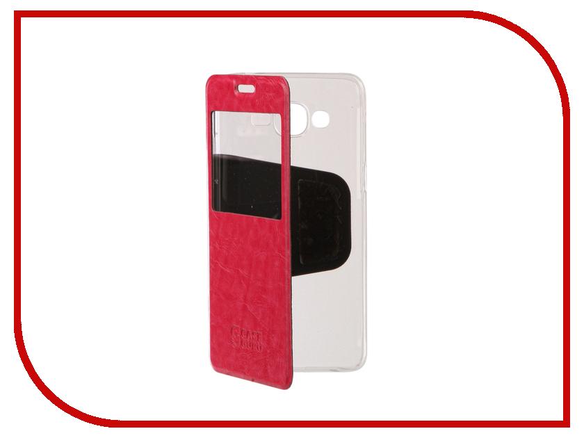 Аксессуар Чехол Samsung Galaxy J2 Prime CaseGuru Ulitmate Case Glossy Pink 95444
