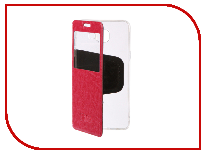 Аксессуар Чехол Samsung Galaxy A5 2016 CaseGuru Ulitmate Case Glossy Pink 95436 аксессуар чехол для samsung galaxy j5 prime caseguru ulitmate case glossy black 95388