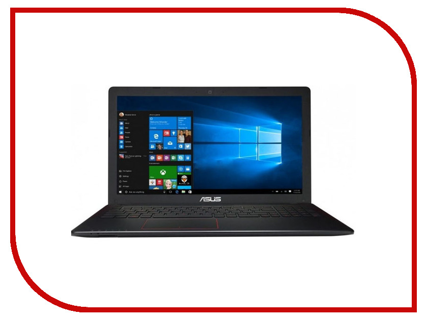 Ноутбук ASUS K550VX-DM360T 90NB0BBJ-M04870 (Intel Core i7-6700HQ 2.6 GHz/8192Mb/1000Gb/DVD-RW/nVidia GeForce GTX 950M 2048Mb/Wi-Fi/Bluetooth/Cam/15.6/1920x1080/Windows 10 64-bit) ноутбук hp probook 450 g4 y7z99ea intel core i7 7500u 2 7 ghz 8192mb 1000gb dvd rw nvidia geforce 930m 2048mb wi fi bluetooth cam 15 6 1920x1080 windows 10 64 bit