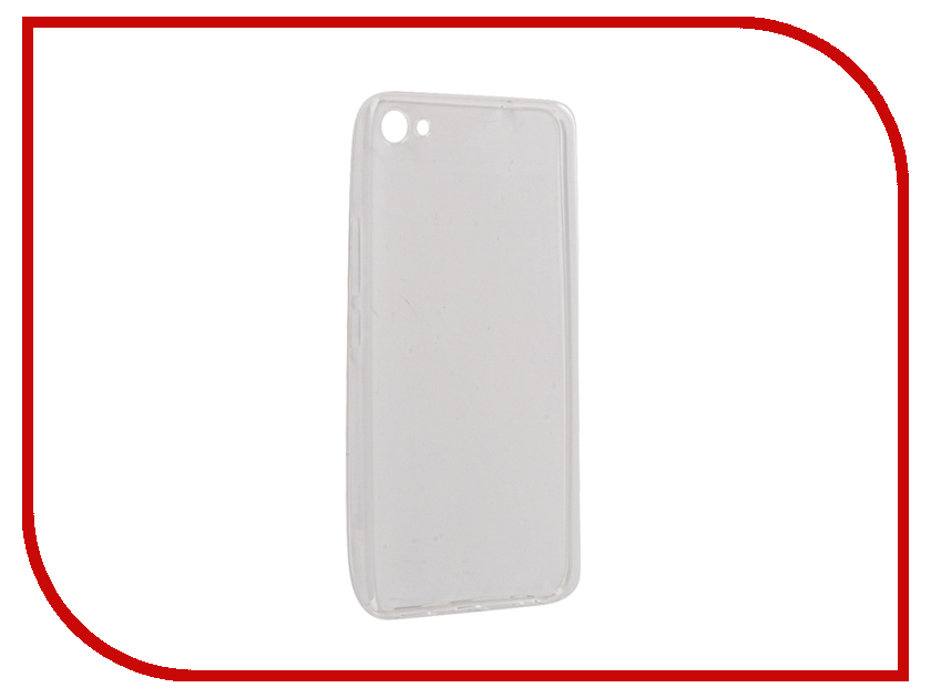 Аксессуар Чехол Meizu U20 Snoogy Creative Silicone 0.3mm White гарнитура meizu ep 51 white