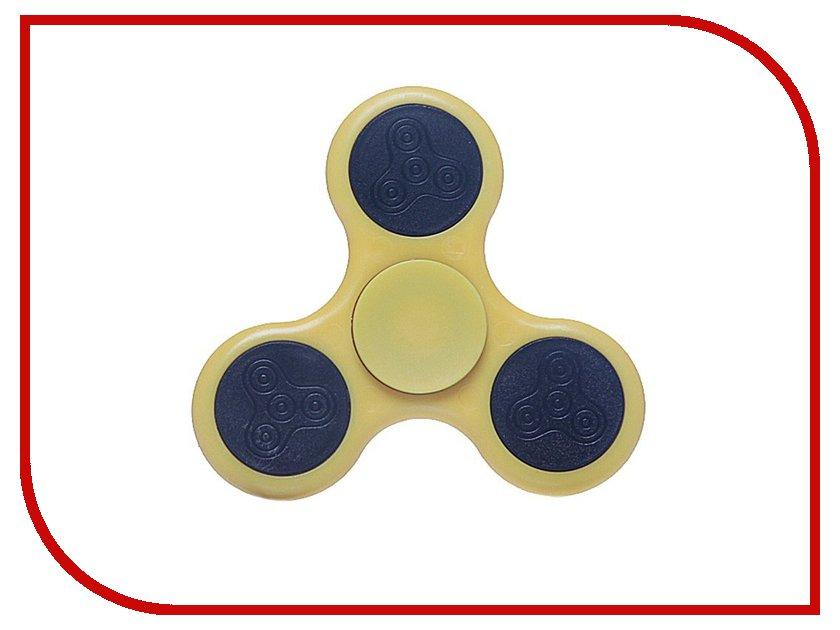 Спиннер Activ Hand Spinner 3-лопасти Hs03 Luminous Yellow 73209