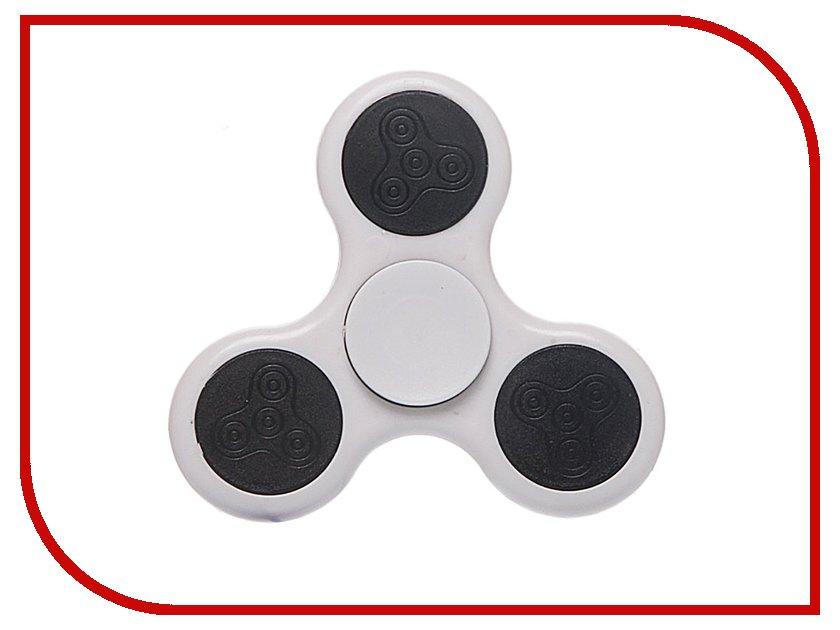 Спиннер Activ Hand Spinner 3-лопасти Hs03 Luminous White 73206